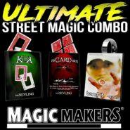 Набор фокусов  Ultimate Street Magic Combo