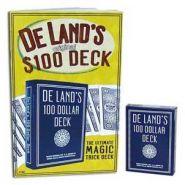 Фокусные карты De Land's Marked Deck (+ обучение)