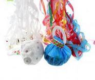 Растяжки для бросков - поштучно - 30 нитей (белые или разноцветные)