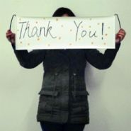 """""""Спасибо"""" финальный аккорд (баннер для 4-х сообщений)"""