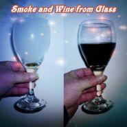 Smoke and Wine from Glass Дым и вино из бокала